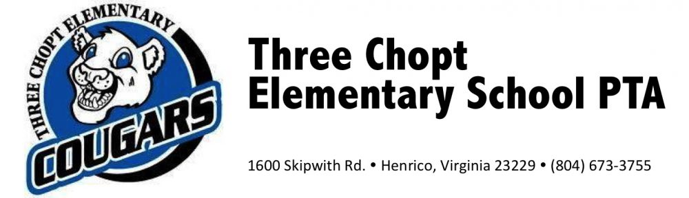 Three Chopt Elementary School PTA
